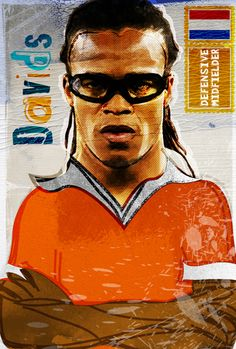 #Davids by Ed Pires sold at: http://society6.com/EdPires/Legends-of-Football-Soccer_Print