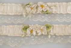 Wedding Garters 1926 The Chicago History Museum