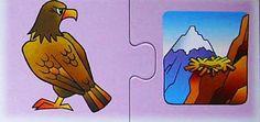 Орёл — не маленькая птаха, Орёл — герой, не знает страха. Гнездо его на круче, Под крышей тёмной тучи.  Владимир Степанов
