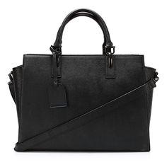 Large women's tote bag/ shopper bag. http://www.brytyjka.pl/duza-torebka-damska-kuferek-estelle-id-1174.html #atmoshperebag #primarkhandbag