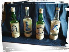 Le bottiglie di Aldo.