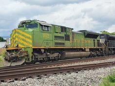 Norfolk Southern, Train, Strollers