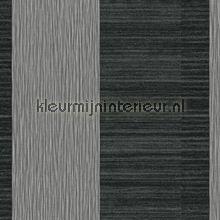Klassieke horizontaal en dwars streep behang 3503-30 strepen Dutch Wallcoverings