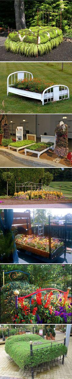 garden/flower beds