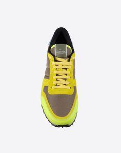 Valentino Men Rockrunner Sneaker