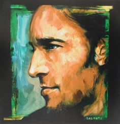 Bruce by the great Jim Salvati