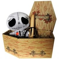 Frightlings Skully Skelling Undead Plush 10 Inch
