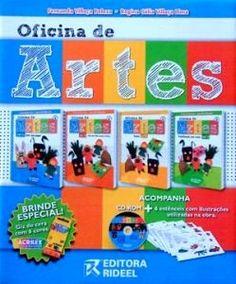 Coleção Oficina de Artes 6 a 10 anos - ISBN 9788533915084