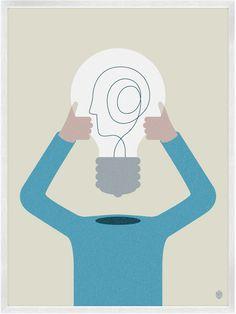 The Big Idea Print | My Little Underground