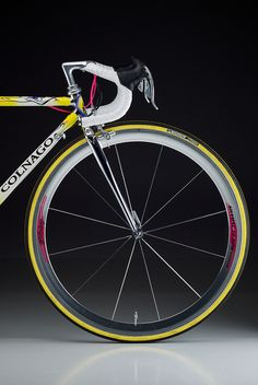 Shamal Kicks for Colnago