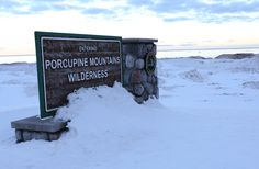 The thing I love most about the Porcupine Mountains is _____________.