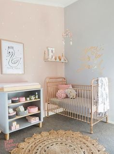 pareti colorate cameretta