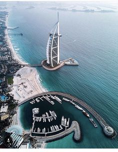 Burj Al Arab, Dubai: 10 Stunning Images & Travel Guide - Tourist Zone Dubai City, Dubai Uae, Abu Dhabi, Places To Travel, Places To Visit, Naher Osten, Dubai Golf, Burj Al Arab, Dubai Travel