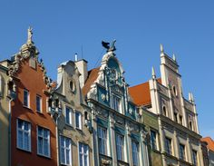 Old Town, Gdansk in Poland is one not to miss.