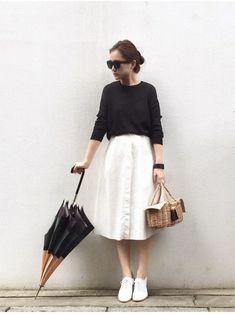 Mila OwenのTシャツ・カットソーを使った桐梨菜のコーディネートです。WEARはモデル・俳優・ショップスタッフなどの着こなしをチェックできるファッションコーディネートサイトです。