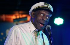 Chuck Berry was born on this day in 1926 Rock Roll, Chuck Berry, Captain Hat, Berries, Trivia, Hats, Music, Songs, Musica