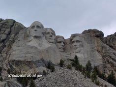 Mt. Rushmore, SD  2007