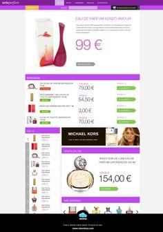 Serie Parfum
