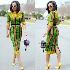 Latest Ankara Styles for Wedding Occasion. Today, at maboplus We present to you Latest Ankara Styles for Wedding Occasion. it is another gathering of collection of ankara styles which can be wo African American Fashion, African Print Fashion, Africa Fashion, African Print Dresses, African Fashion Dresses, African Dress, African Attire, African Wear, Women's Dresses