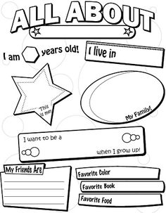 23 Best Back-to-School - Super Teacher Worksheets images | Beginning ...