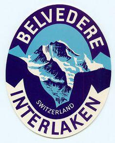 Interlaken Hotel Belvedere