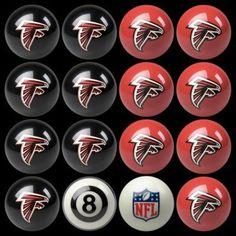 Imperial NFL Billiard Ball Set - IMP 50-1130