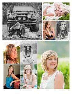 Madison Indiana Senior Photographer Nina Campbell Photography