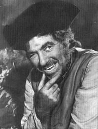"Robert Newton - As Long John Silver in Walt Disney's film adaptation of ""Treasure Island"". Ye looks to be smart as paint, says I. Robert Newton, Good Old Movies, Golden Age Of Piracy, Long John Silver, Gypsy Warrior, Captain Jack Sparrow, Black Sails, Pirate Wench, People Of Interest"