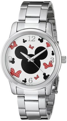 Disney Discovery- Minnie Mouse Unisex Watch: