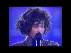 I must start praticing this rendition so I can sing to my Loverman. Whitney threw down on this preformance.
