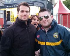 """""""@mackers10012: #HenryCavill #Superman in the flesh. Cracking day at the groove festival.True gent accommodating the fans."""" #AlwaysIs #True #ManofSteel #Sweetest #ManfromUNCLE #Fit #ClarkKent #NapoleonSolo #TheManFromUNCLE #BatmanvSuperman #JusticeLeague #TheTudors ##CharlesBrandon  #Ireland"""