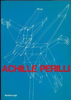 PERILLI Achille, Achille Perilli. Neue Werke. Zurich, Marlborough Galerie, 1973.