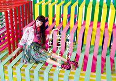 2016年春広告メイキング ~幸せだけ女って上手に隠せない | Ad Making | LUMINE MAGAZINE