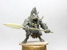 Forums / Sculpture / Wereofor, Mierce Miniatures - Mini Créateurs