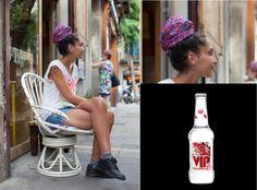 La moda tan singular que se ve en las calles de Barcelona.