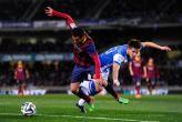 Barcelona cumplió ante la Real Sociedad y habrá clásico en Copa. | Real Sociedad 1-1 FC Barcelona | Acumulado: FC Barcelona 3-1 Real Sociedad. [12.02.14]
