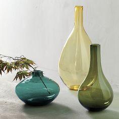 Clio Vases   Crate and Barrel