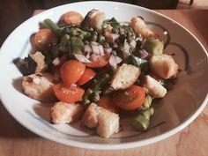 Panzanella - The summer of salads Recipe on Yummly