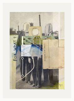 "Saatchi Art Artist Sander Steins; Photography, ""Deleting Charm -original print, limited to 1-"" #art"