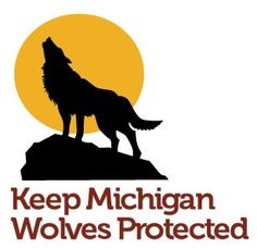 Keep Michigan Wolves   Michigan voters have a right to vote on this issue; don't allow that right to be taken away ...