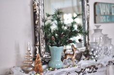 Vintage Whites Blog: Always A Vintage Christmas