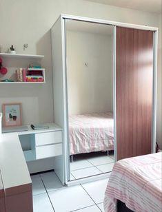Wardrobe Design Bedroom, Room Design Bedroom, Room Ideas Bedroom, Bedroom Decor, Home Design Decor, House Design, Home Decor, Aesthetic Rooms, Decoration