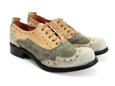 I think these should be my birthday shoes this year.  Love the Fluvog man