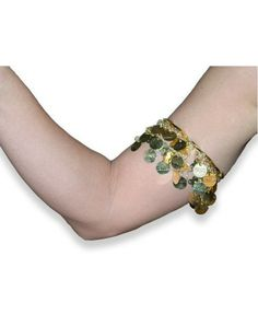 Gypsy Armband With Coins
