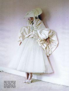 'Dreaming of Another World', Guinevere van Seenus by Tim Walker, Vogue Italia 2013