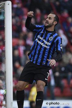 Standard 1-3 Club Brugge 14-12-2014 victor Vazquez