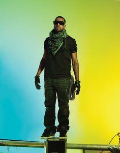 Kanye West...Fabulous Bad Ass!