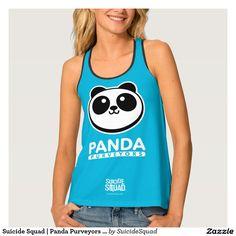 Suicide Squad | Panda Purveyors Logo