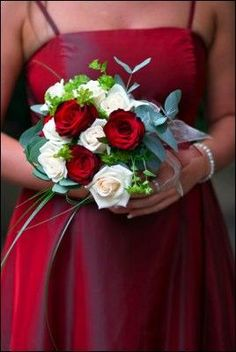 Colors for Winter Weddings