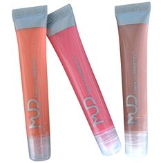 Lip Glaze by Make-up Designory - Glossy Sheer Non-Sticky Lip Gloss in Tube from Blues